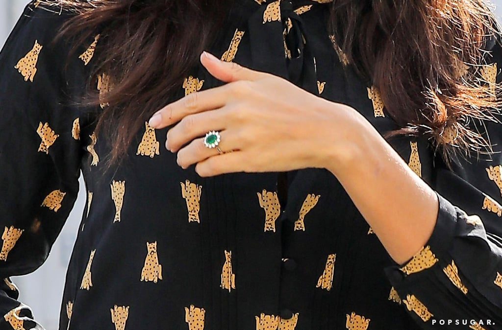 ... Bradley Cooper Wedding Ring #4 Irina Shayk Flaunting An Engagement-ish  Ring