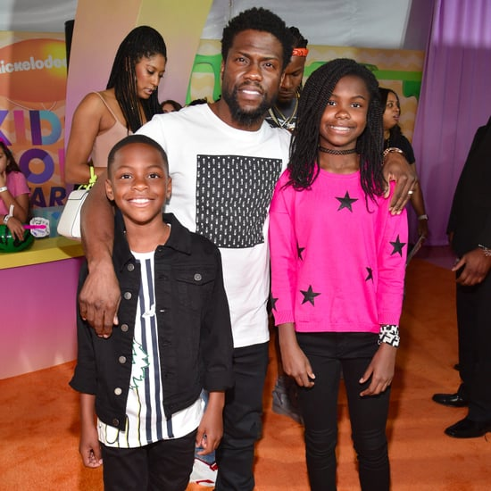 Celebrity Families at the 2017 Kids' Choice Awards