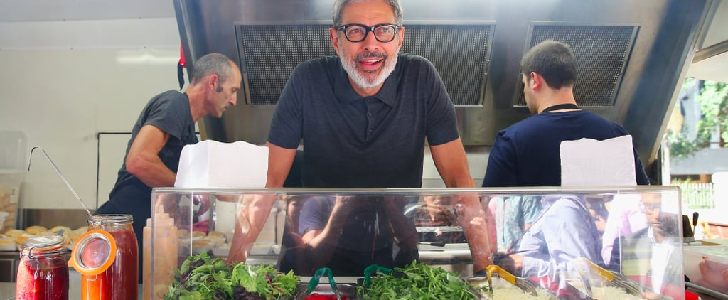 Jeff Goldblum Food Truck