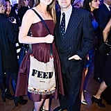 Lauren Bush took to the World of Children Awards ceremony with her husband, David Lauren, and her Feed bag by her side.