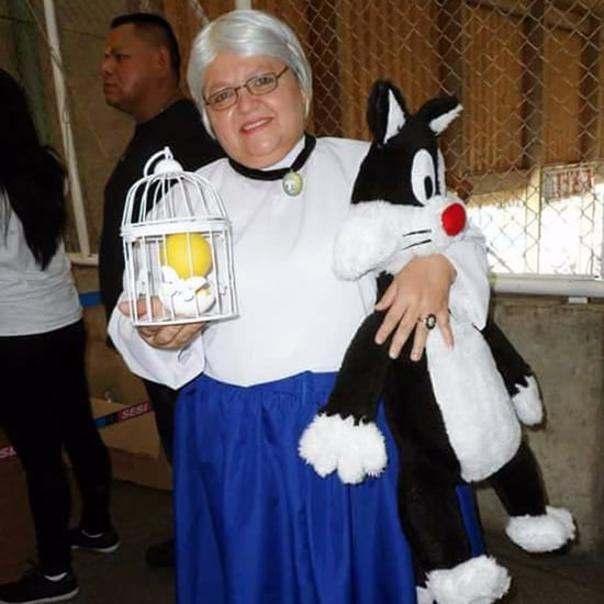 Brazilian Mom Tia Sol Cosplay