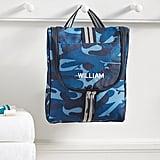 Navy Camo Toiletry Bag