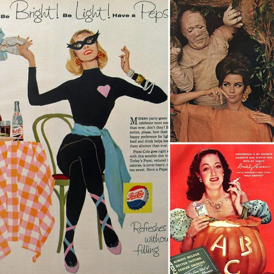 Vintage Halloween Ads.Bewitching Vintage Halloween Ads For Women Nostalgia In 2011