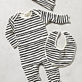 Anthropologie Welcome Little Wild One Set