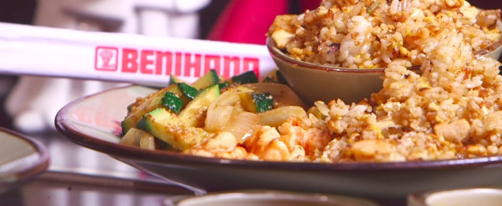 Secret Ingredient in Benihana's Fried Rice