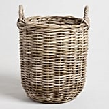 Medium Natural Kubu Celeste Tote Basket