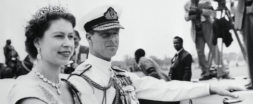 How Old Was Queen Elizabeth When She Met Prince Philip?