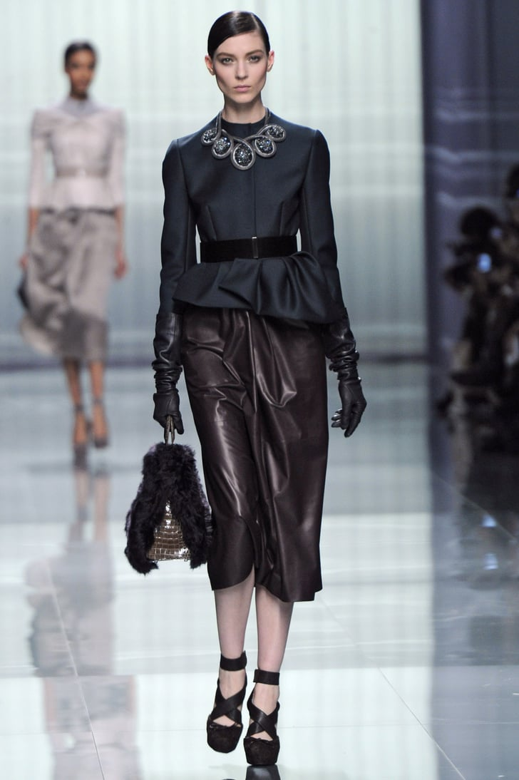 Review and Pictures of Christian Dior Autumn Winter 2012 ...