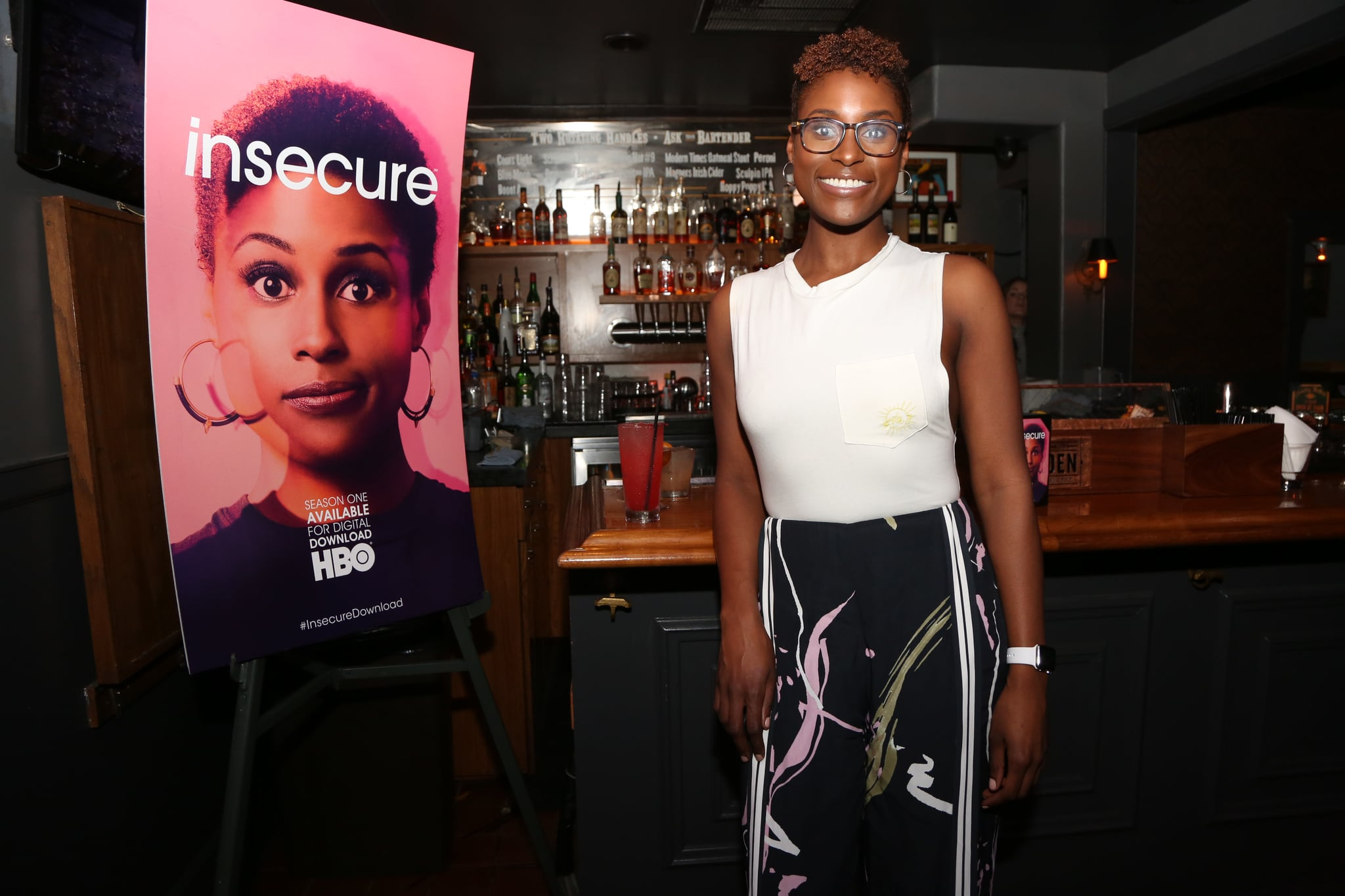 pics What Issa Rae Learned from Backlash Over Insecure's Unprotected SexScenes
