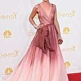 Cat Deeley at the 2014 Emmy Awards
