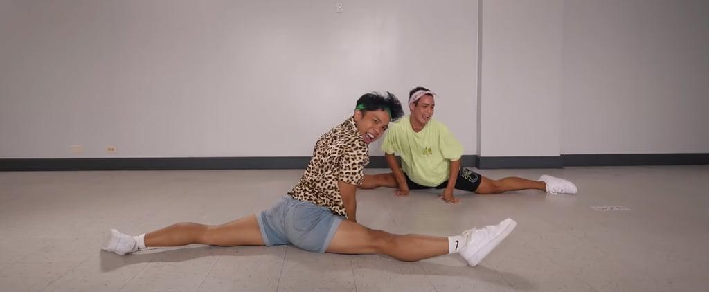 "Watch Brian Esperon's ""WAP"" Choreography Video"