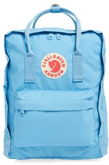 "Fjallraven ""Kanken"" Water Resistant Backpack"