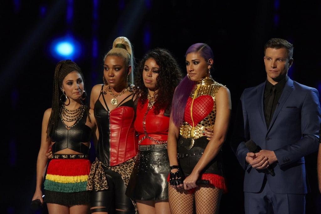 On Who Went X Factor Tonight Australia Home