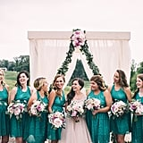 Blush Spring Wedding