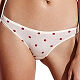 J.Crew Strawberry Party Bikini