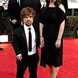 Peter Dinklage and Erica Schmidt Photos