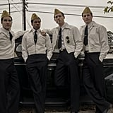 The Service-Station Uniform