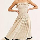 Laurence Bras Tumeric Dress