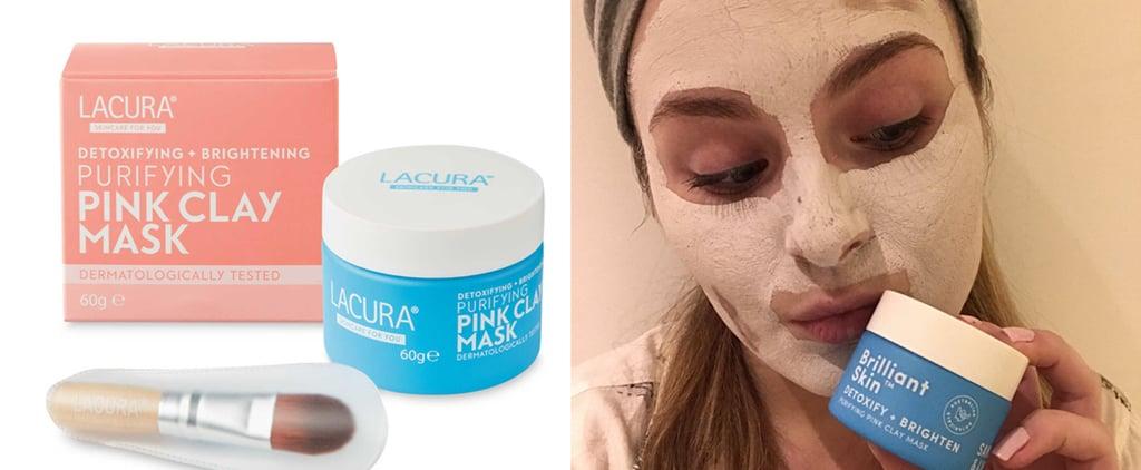 Aldi Pink Clay Mask