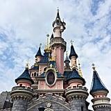 Le Chateau de la Belle au Bois Dormant (The Castle of the Sleeping Beauty)