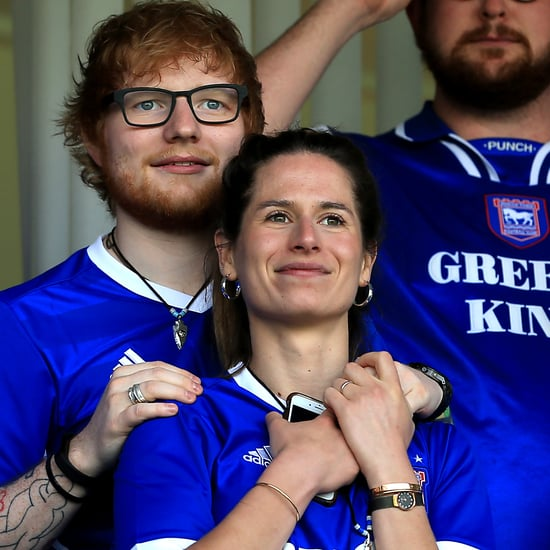 Ed Sheeran and Cherry Seaborn Welcome Their First Child