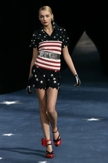 Paris Fashion Week, Spring 2008: Chanel