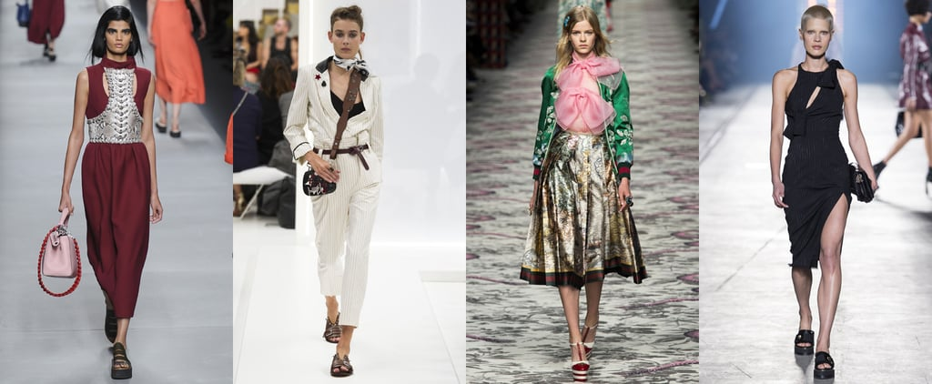 Milan Fashion Week Trends Spring 2016