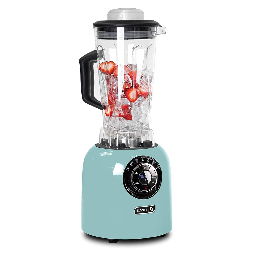 Blender With Stainless Steel Blades