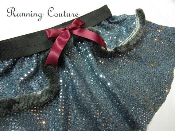 Kristoff-Inspired Round Skirt
