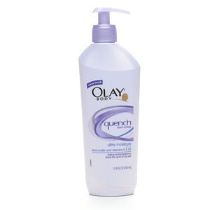 Review of Olay Body Quench Ultra Moisture