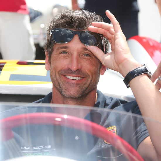Patrick Dempsey at Ennstal Classic in Austria | Pictures
