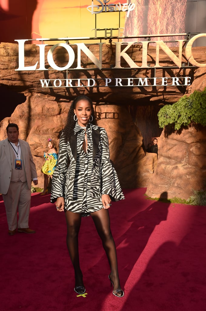 Destiny's Child Reunion at the Lion King Premiere in LA