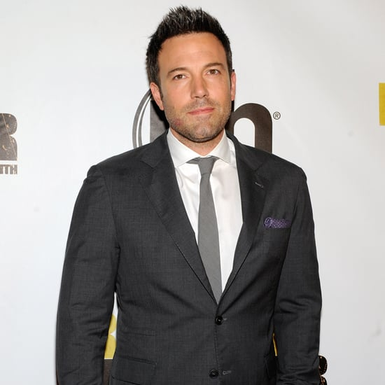 Ben Affleck Talks About His Kids September 2016