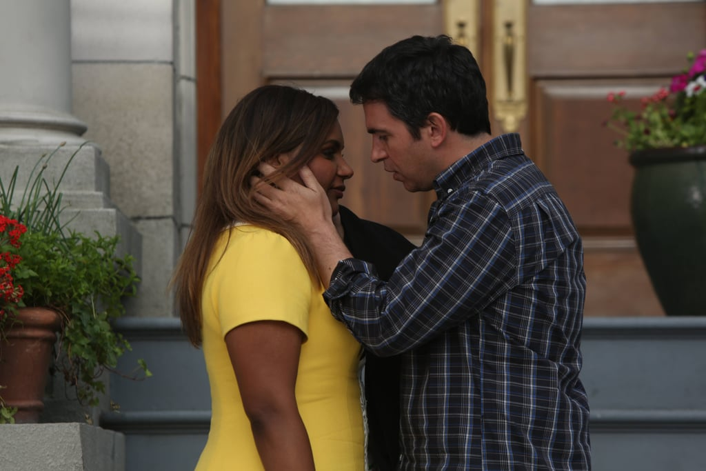4. Mindy and Danny's Epic Romance