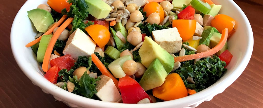 A Dietitian's 8 Tips For Making the Perfect Salad For Weight Loss