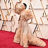 Sandra Oh at the Oscars 2020