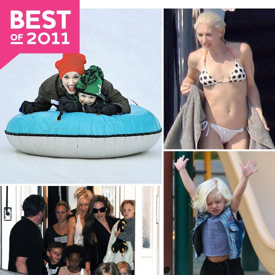 The Best Stefani-Rossdale Family Moments of 2011!