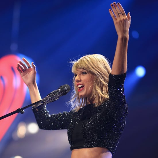 Taylor Swift at 2014 Jingle Ball Concert   Pictures