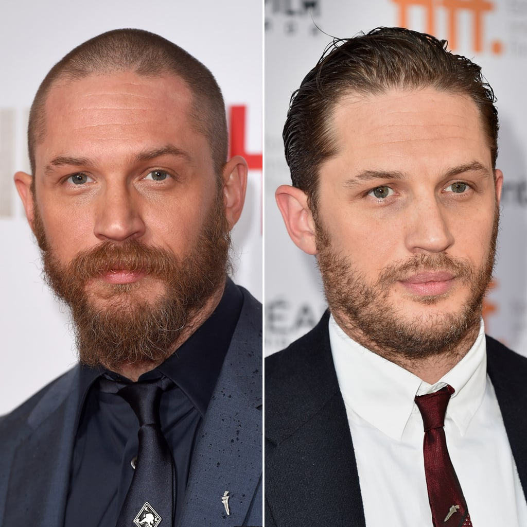 50 Men with a Shaved Head (Celebrity Men Pictures Included)