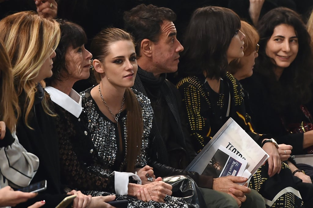 Chanel Metiers d'Art Show in Rome 2015