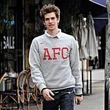 Pictures of Andrew Garfield and His Girlfriend Hanging Out in LA Before the Oscars