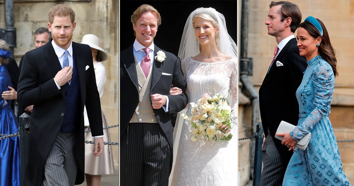 Déjà Vu! Lady Gabriella Windsor Marries in St. George's Chapel 1 Year After Harry and Meghan