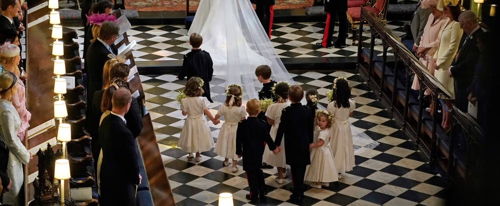 How Were the Kids So Well-Behaved at the Royal Wedding?