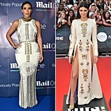 Who Wore an Embellished Gown Better?
