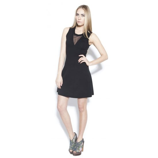 My beloved usually shakes his head in confusion at my more 'fashion-y' outfits (bless him), so I'm going to stick with something low-risk. This LBD is cool enough to do the desk-to-date transition. Just sub in a fun heel and a lick of red lippy. — Ali, FabSugar editor Dress, approx $435, 3.1 Phillip Lim at OTTE