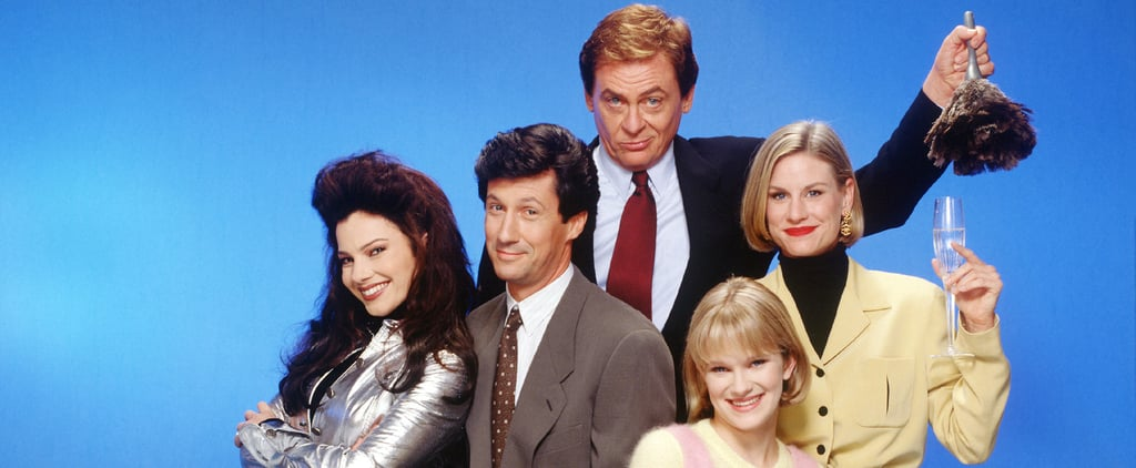 Watch The Nanny Cast Do a Virtual Table Read of Episode 1