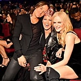 Pictured: Keith Urban, Pink and Nicole Kidman
