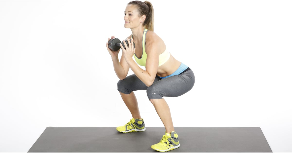How to Do Squats With Weights | POPSUGAR Fitness