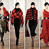 Calling all plaid lovers! Ralph Lauren's 2008 collection might be it this year.