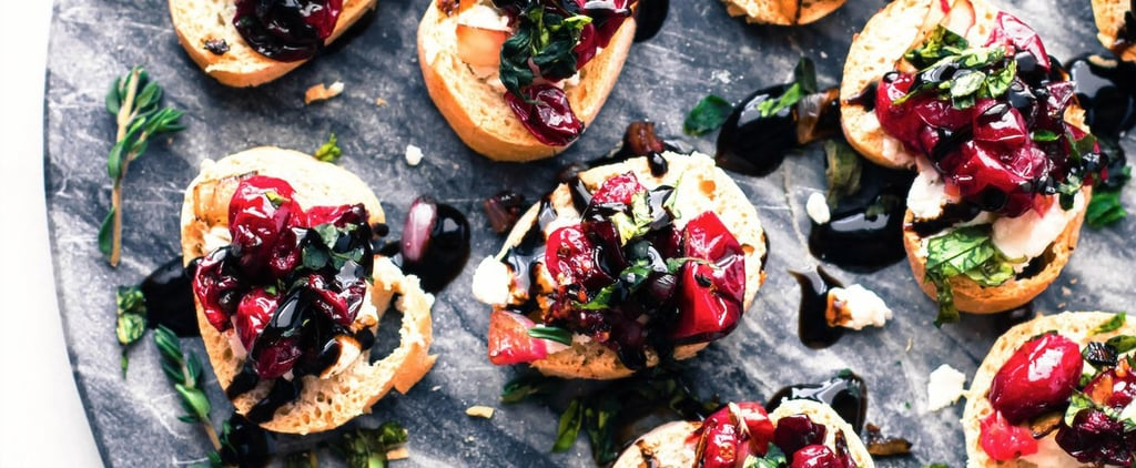 15 Elegant and Healthy Party Apps That Are Deceptively Easy to Make
